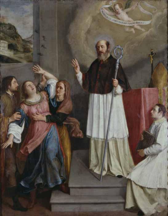 Sant Ubaldo di Gubbio