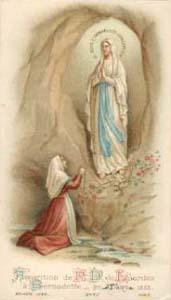 Santa Bernardetta Soubirous